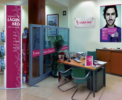 Caja laboral apuesta por bancaseguros a trav s de su - Caja laboral oficinas ...