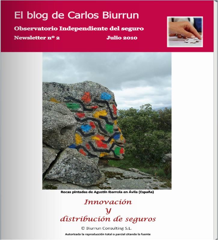 Innovación y seguro, una e letter del Blog de Carlos Biurrun