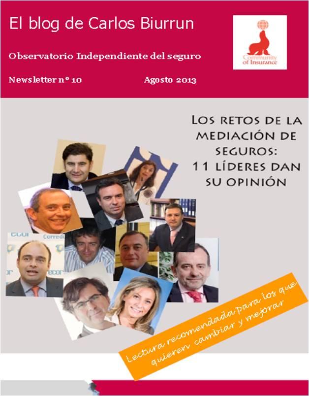 Los retos de la mediación de seguros en España: 11 líderes dan sus opiniones