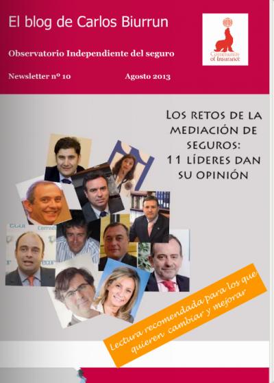 Los retos de la mediación de seguros en España