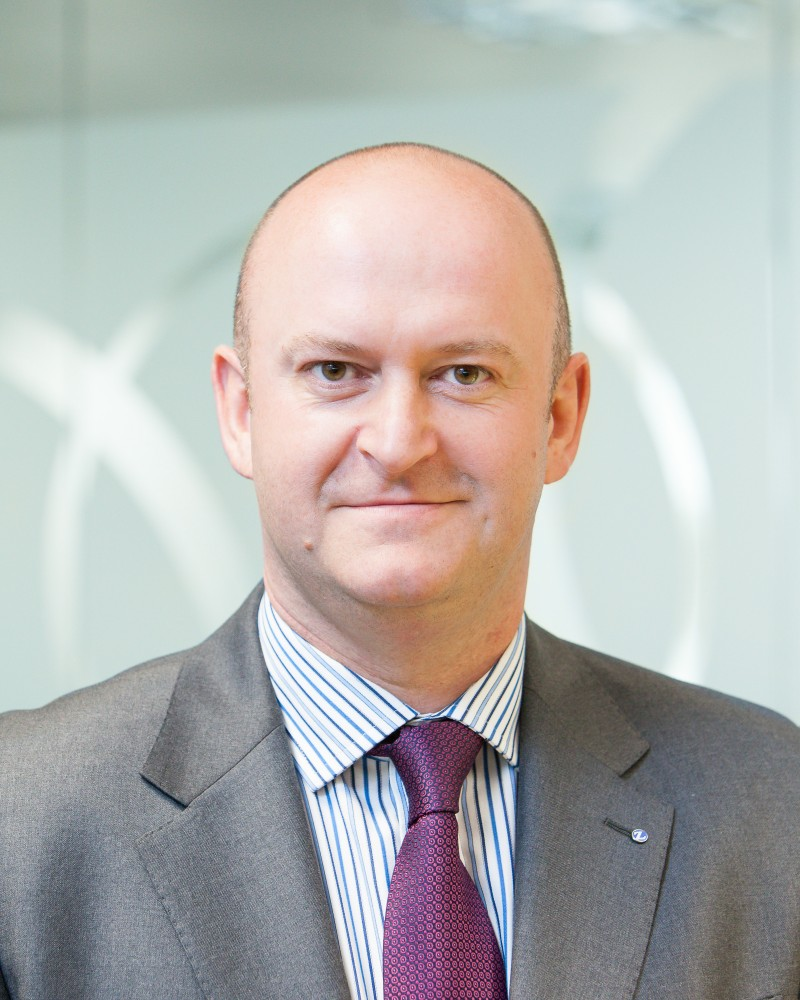 Entrevista a Richard Howells, Zurich UK Intermediary Sales Director