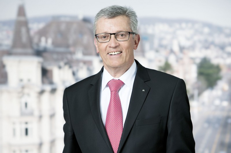 Entrevista a Ivo Furrer, Member of the Corporate Executive Board Swiss Life Group and CEO of Switzerland