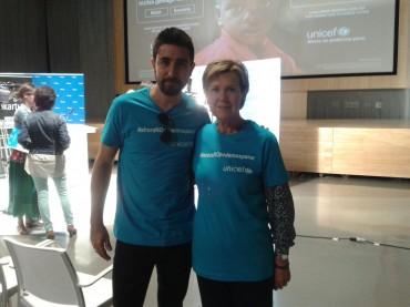 Ahora no podemos parar, apoyamos a UNICEF