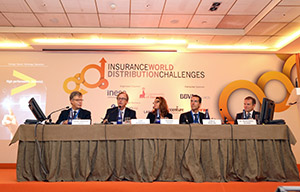Más de 200 personas en el Insurance World Distribution Challenges de Madrid