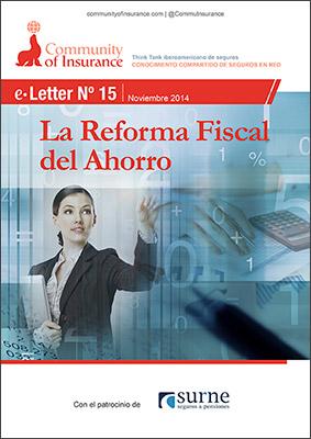 La reforma fiscal en clave aseguradora