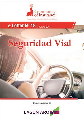 E-Letter Nº 18 Seguridad Vial