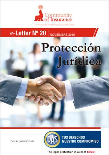 E letter Nº 20 Protección Jurídica