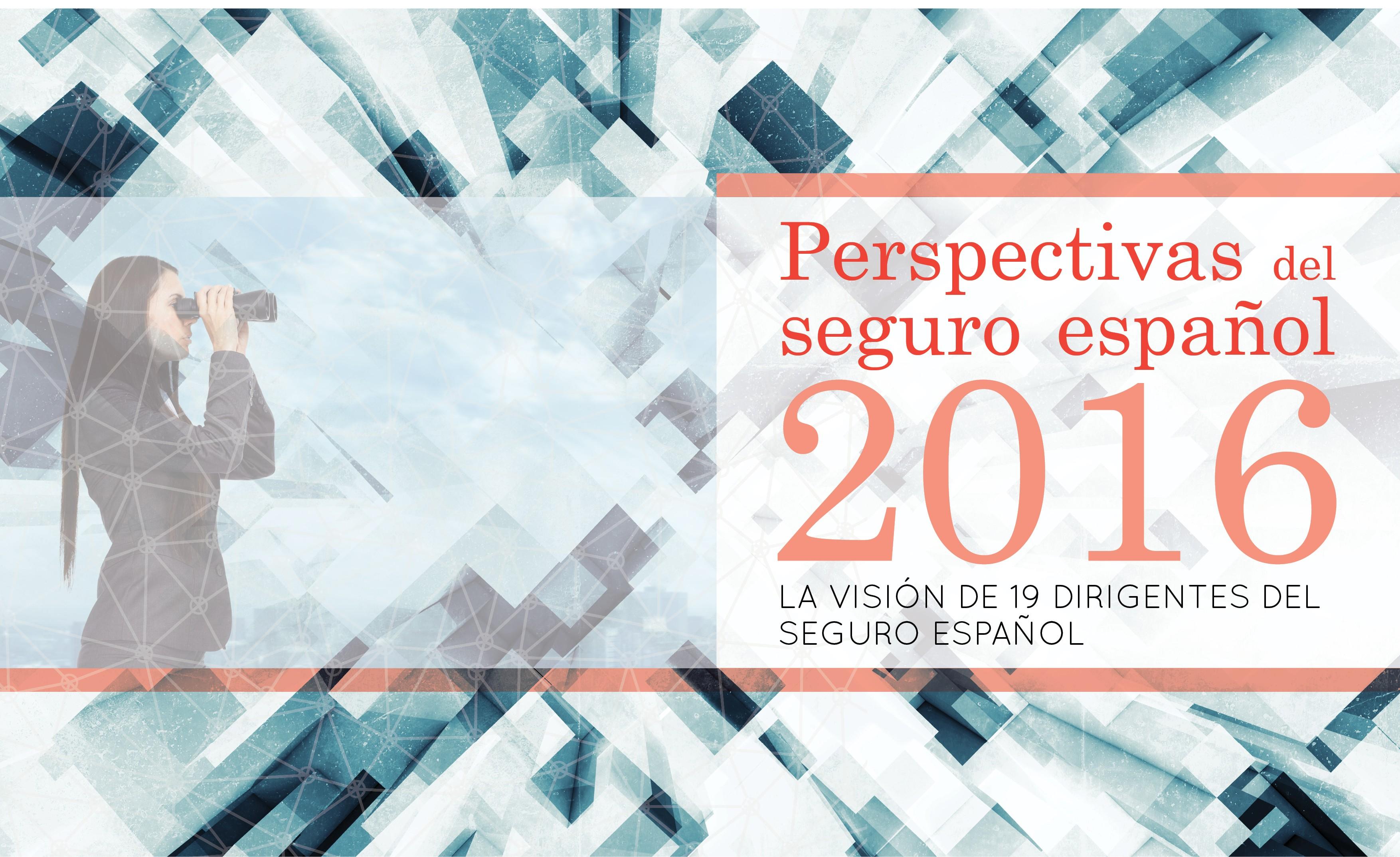 [eBook] Perspectivas del seguro español 2016