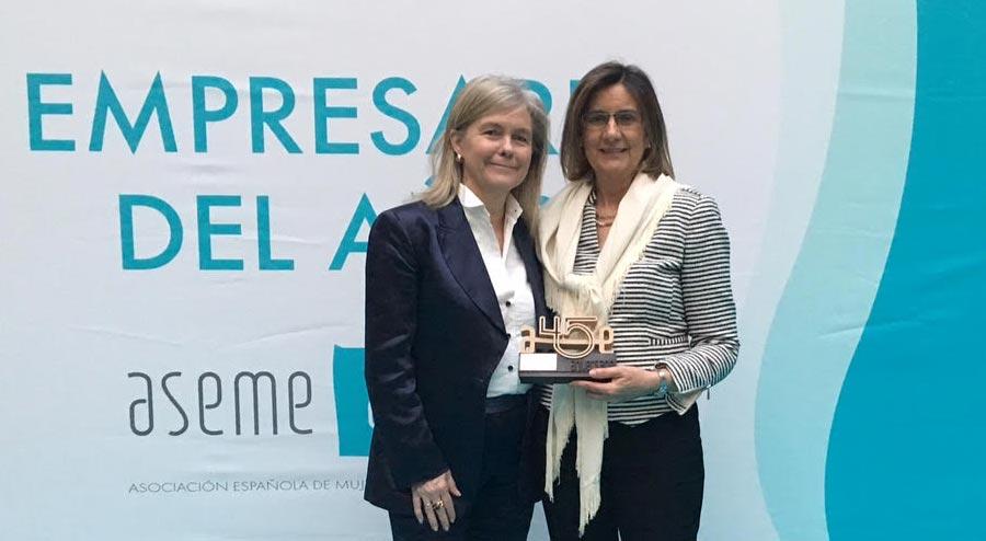 Cristina Llorens, socia directora de Addares Correduría y socia de E2K
